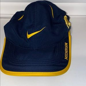 Michigan Adjustable Nike Hat